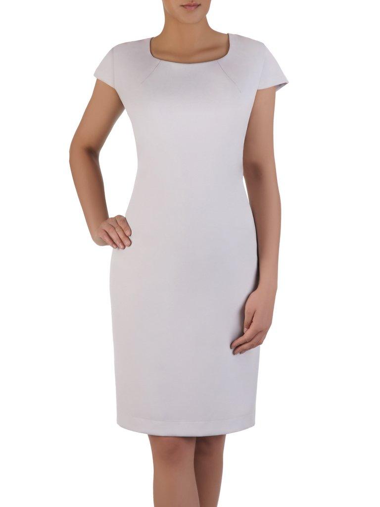 ed4bfc713a ... Elegancka sukienka z koronkowym żakietem 15933. Kliknij